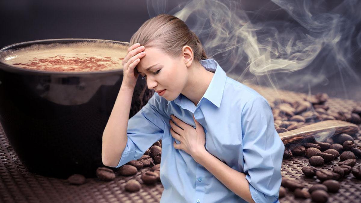 кофе сердечный приступ