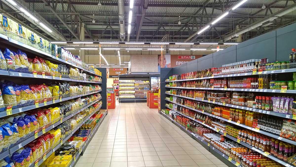 магазин спар продукты Смарт