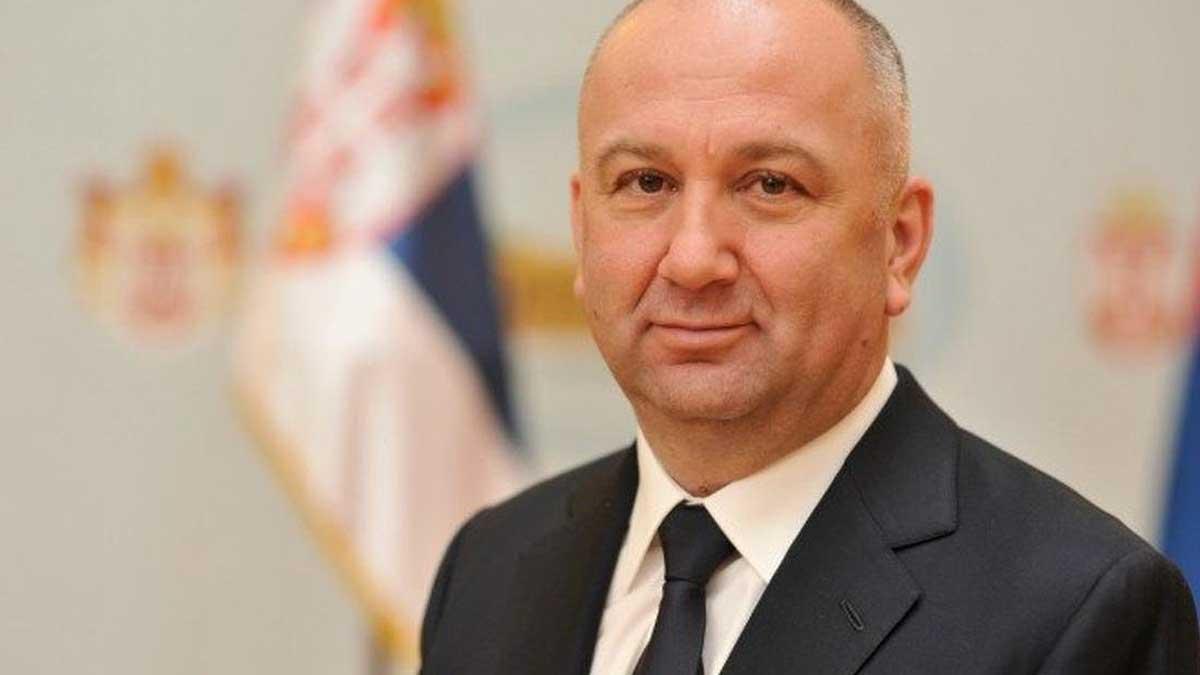 Сербский министр по инновациями Ненад Попович