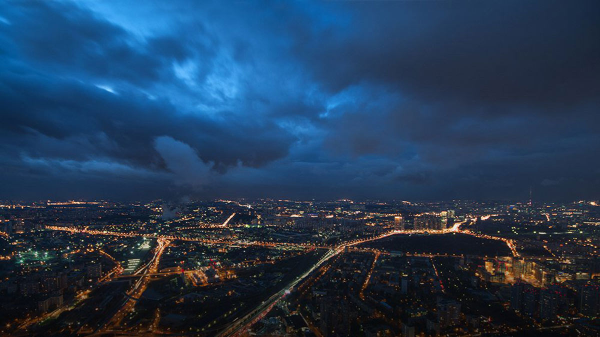 москва ночь плохая погода
