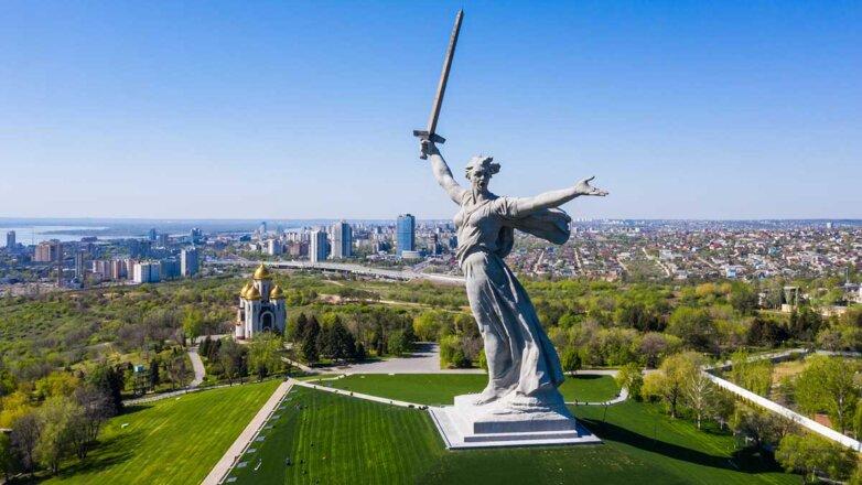 Родина-Мать памятник Волгоград