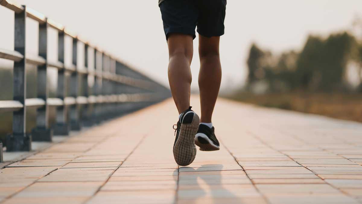 мужчина бег спорт running