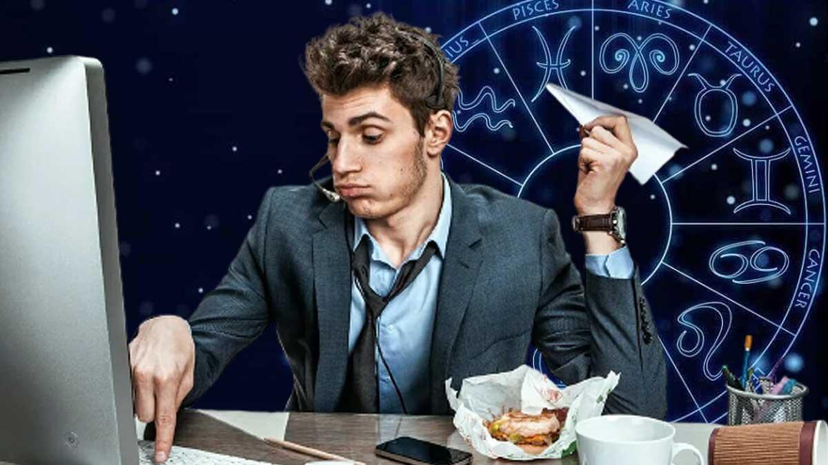 мужчина лентяй самолетик еда рабочее место знаки зодиака