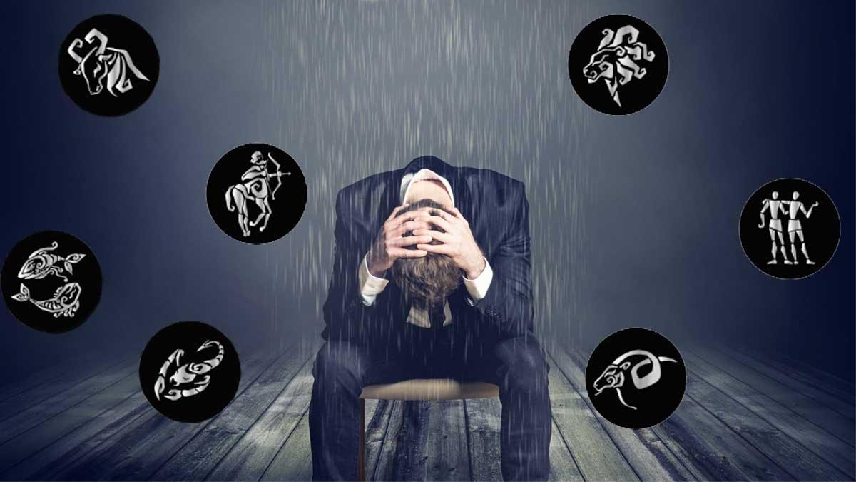 невезучие дождь мужчина знаки зодиака