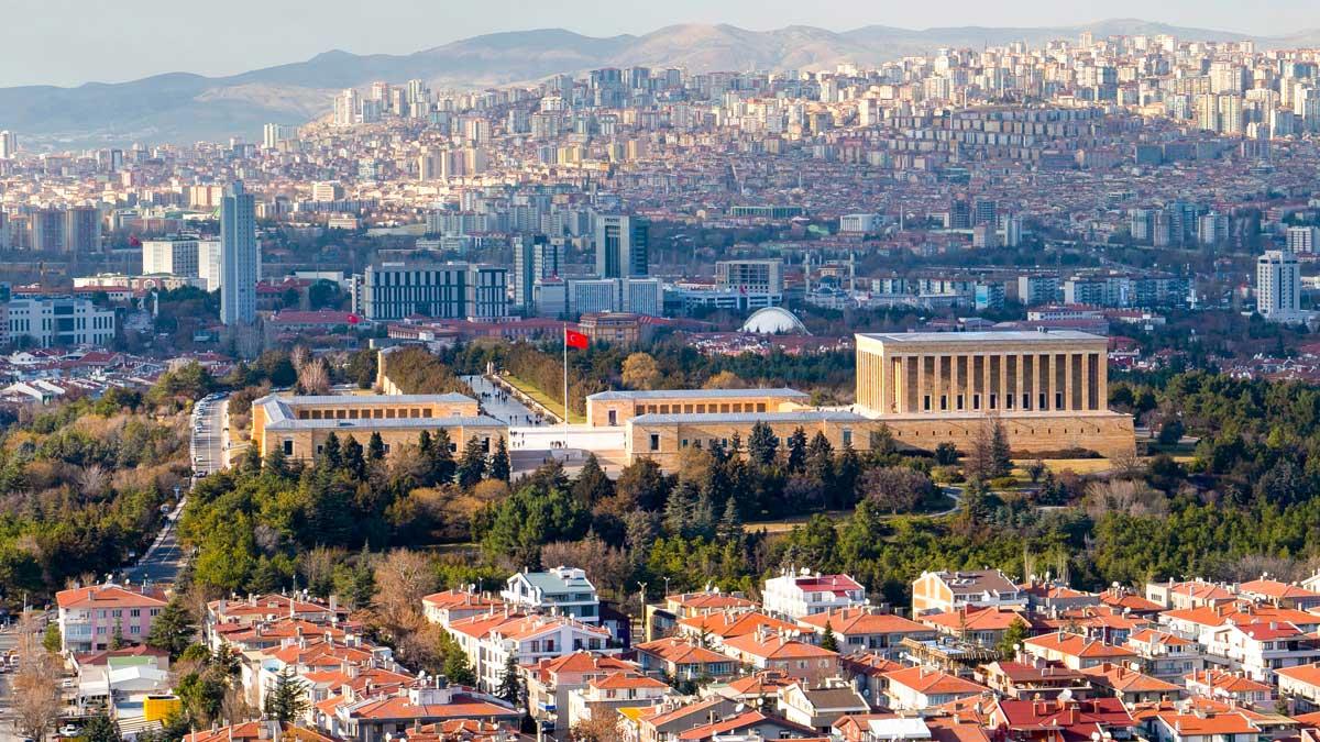 Анкара Турция