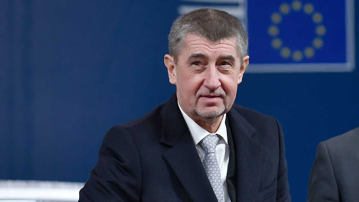 премьер Чехии Андрей Бабиш