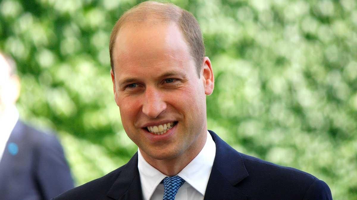 принц герцог Кембриджский Уильям