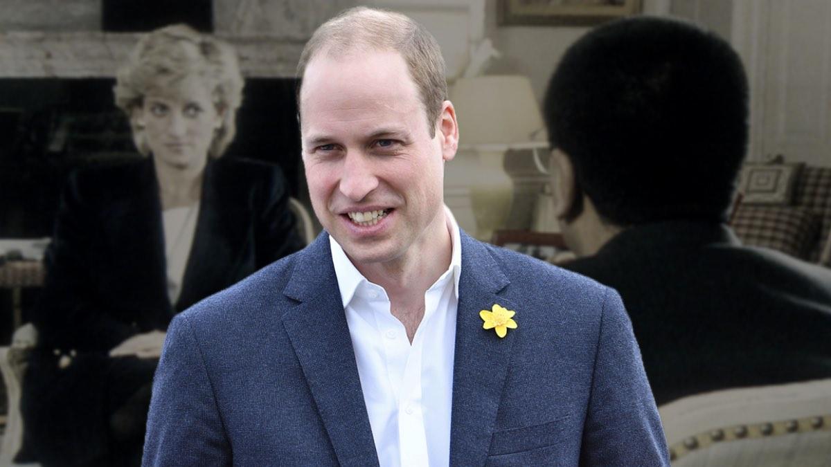 принц Уильям и интервью Дианы BBC