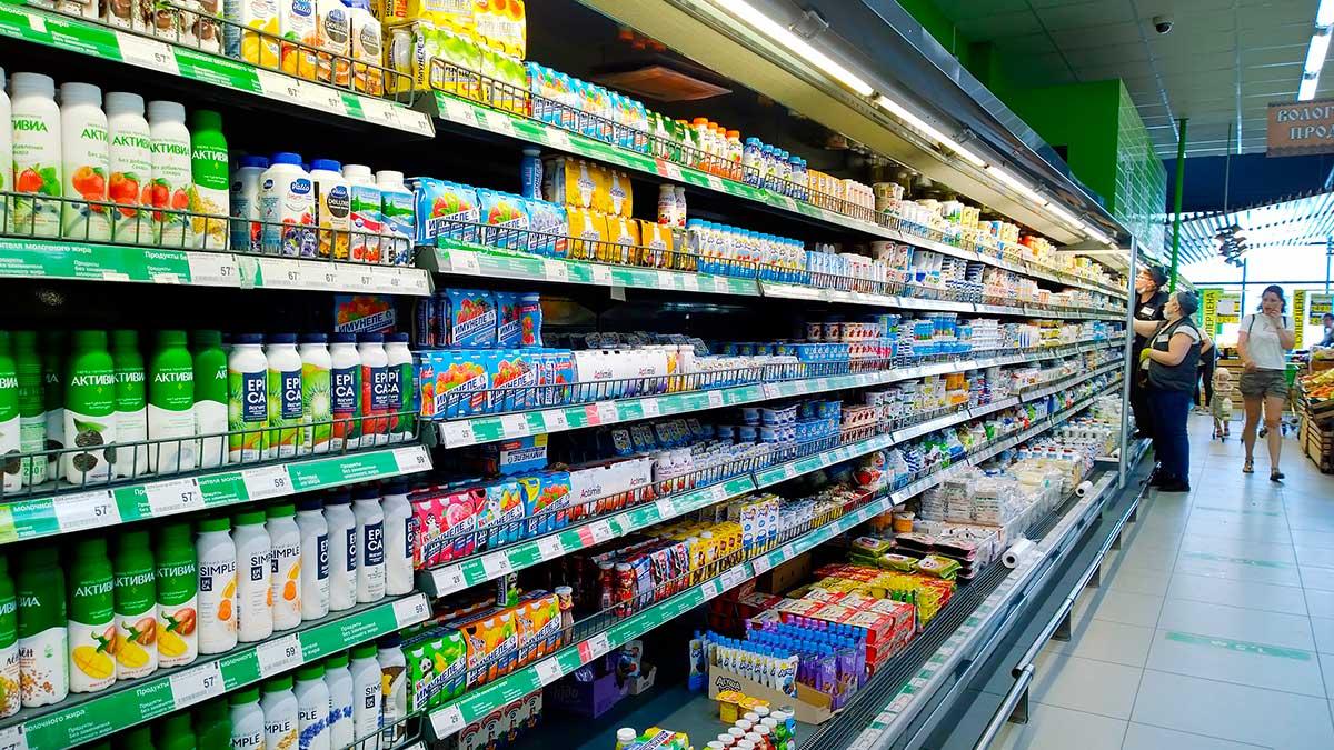 продукты товары магазин