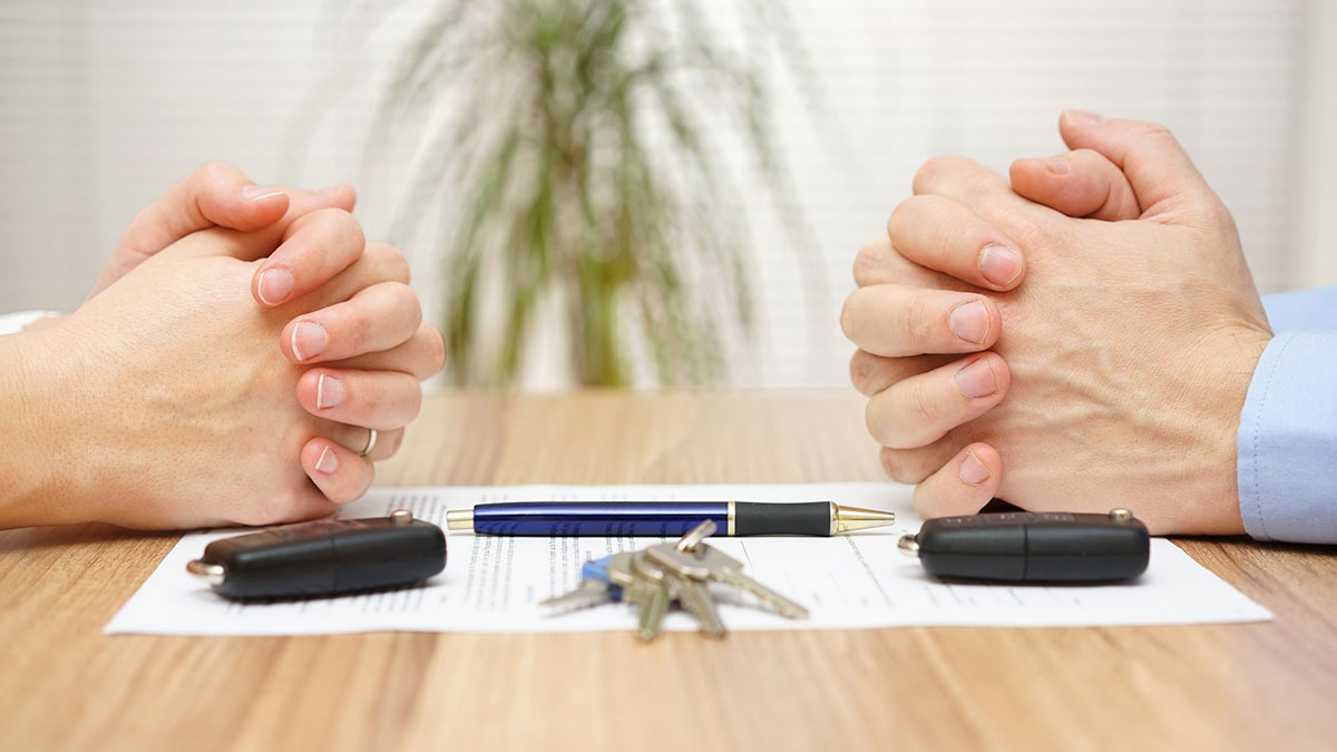 развод раздел имущества брак
