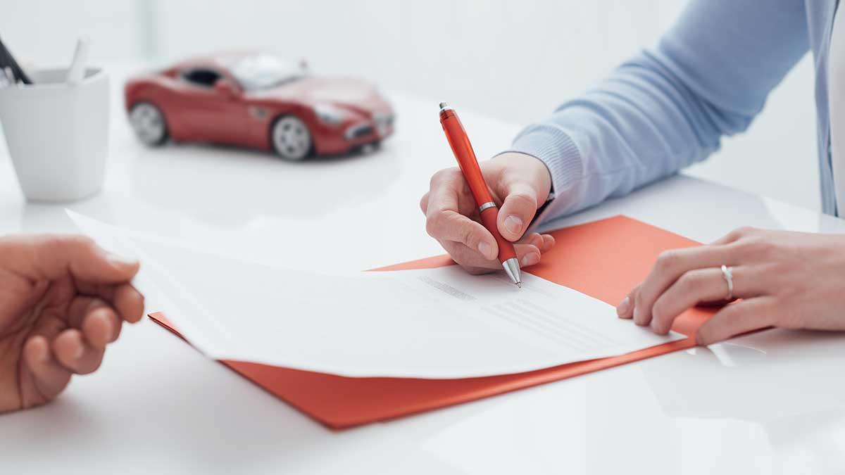 ручка документы подпись автомобиль игрушка