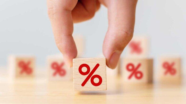 рука кубики проценты