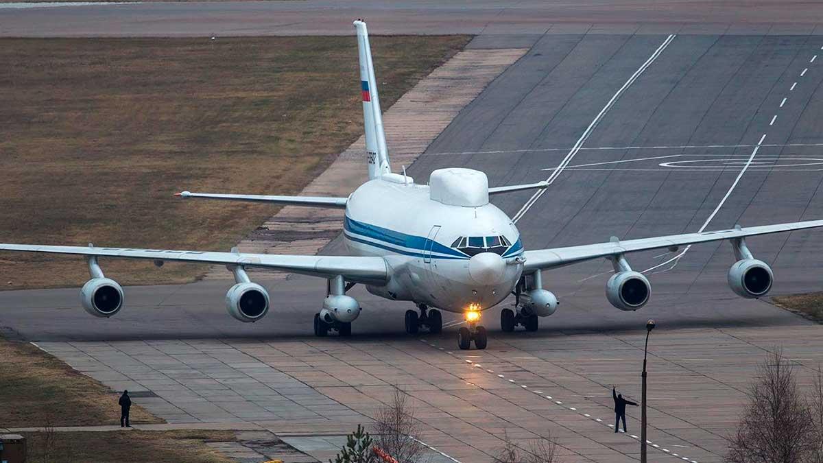 самолета судного дня Ил-80
