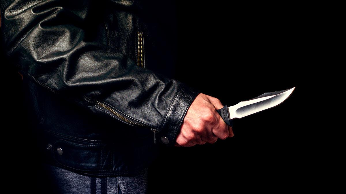 мужчина с ножом нападение терроризм