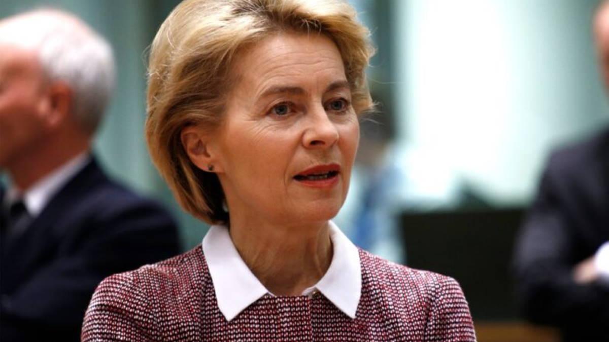 Урсула фон дер Ляйен - Ursula von der Leyen