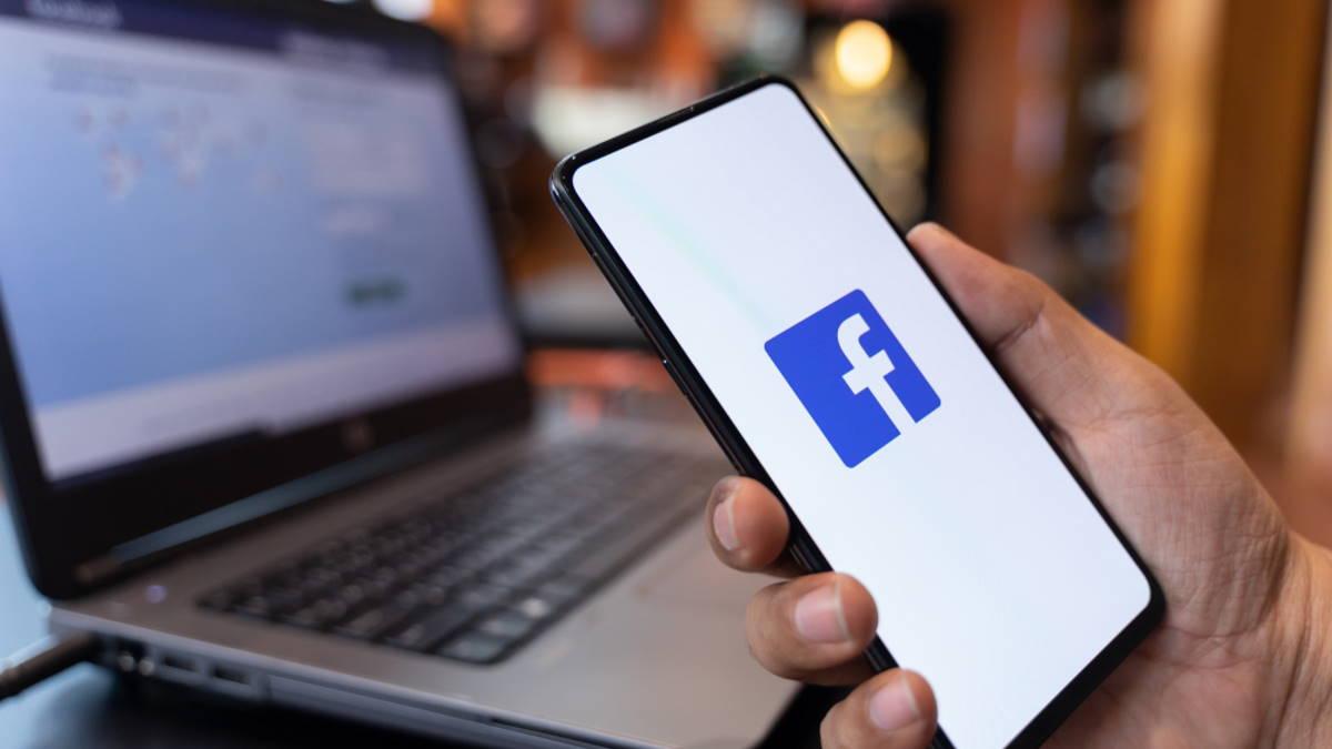 Facebook логотип телефон