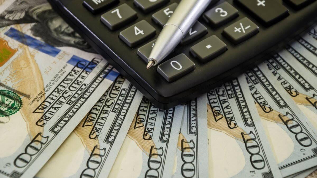 Деньги доллары калькулятор