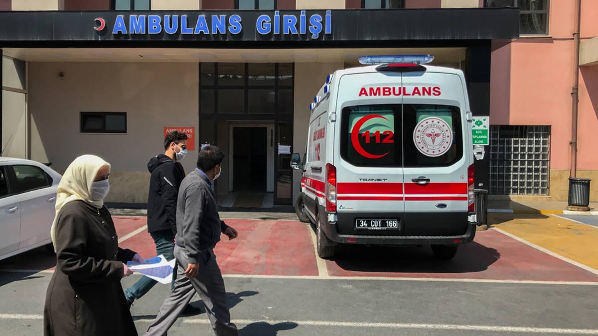 Турция коронавирус скорая помощь
