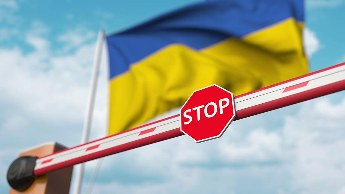 санкции украина