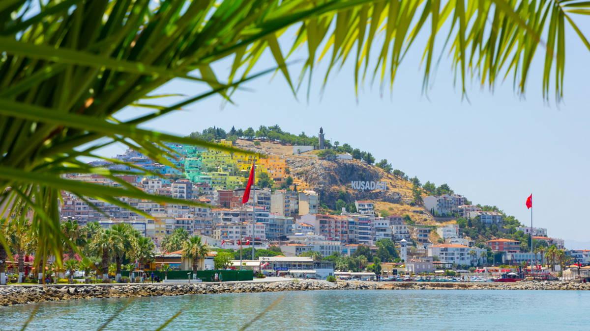 Кушадасы Турция туризм