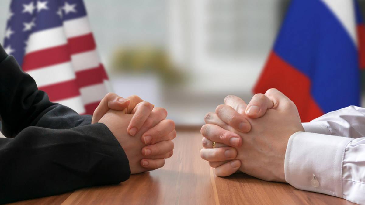 Россия США встреча