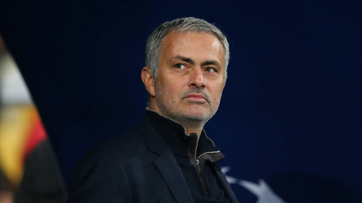 Жозе Моуринью - Jose Mourinho