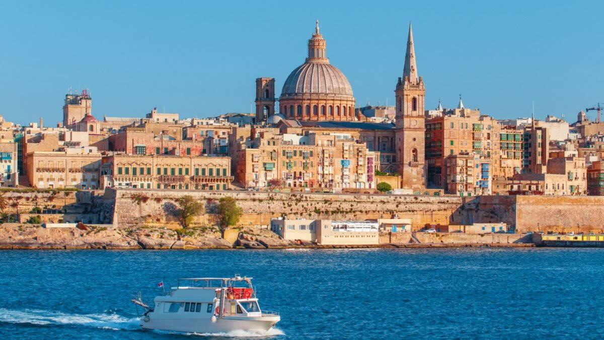Валлетта Мальта туризм