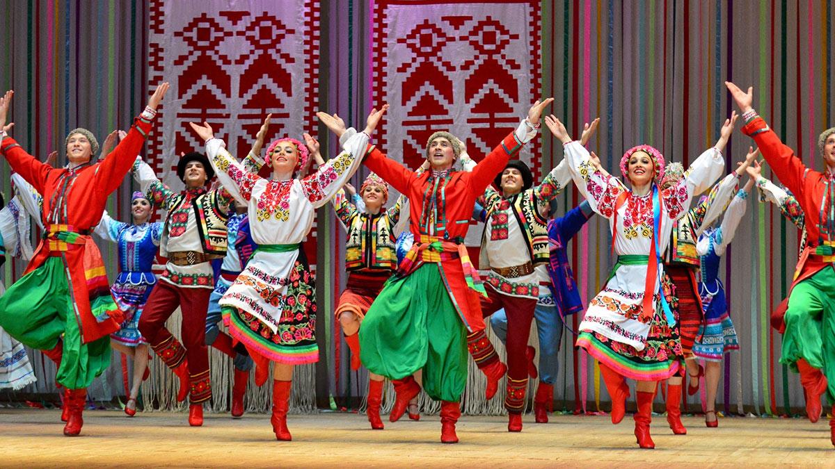украинский фольклор