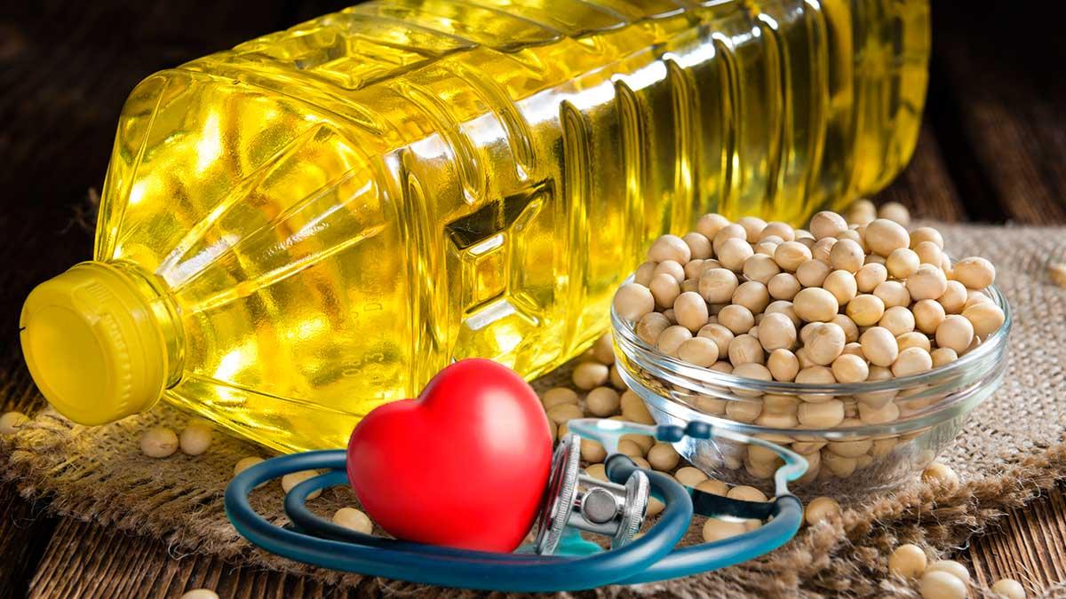 соевое масло сердце