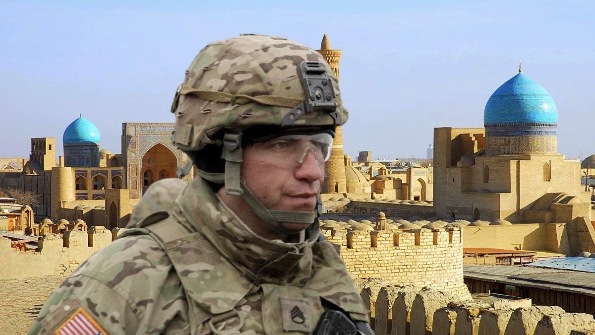 солдат США узбекистан