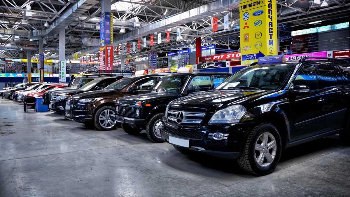 продажа автомобили