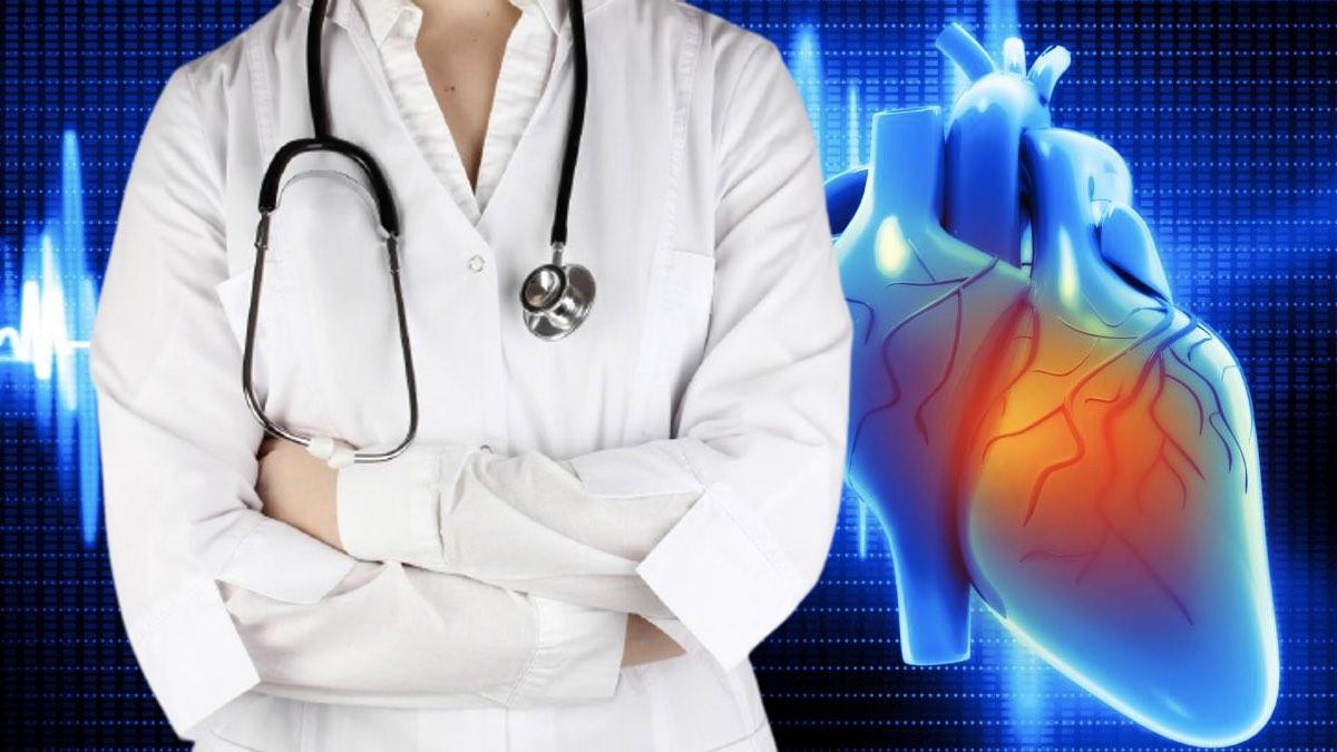 врач и работа сердца