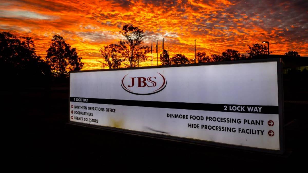 компания JBS логотип