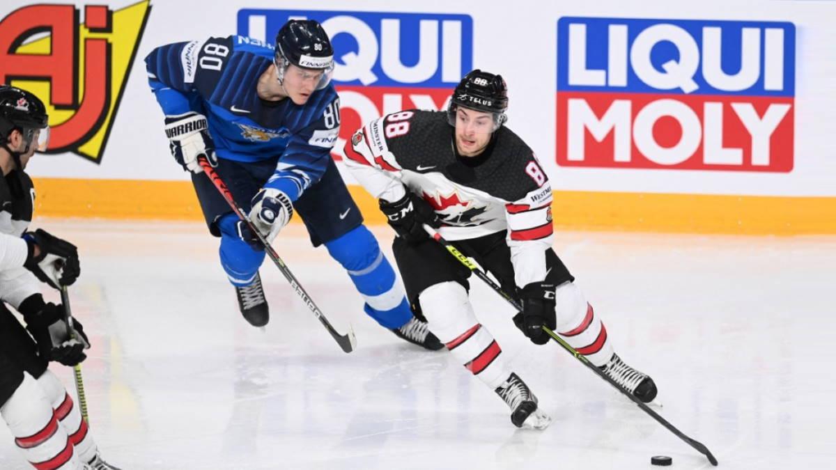 Сборная Канады - Финляндии хоккей