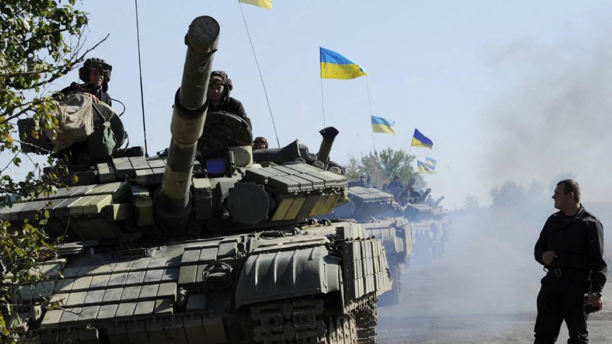 Украина танки