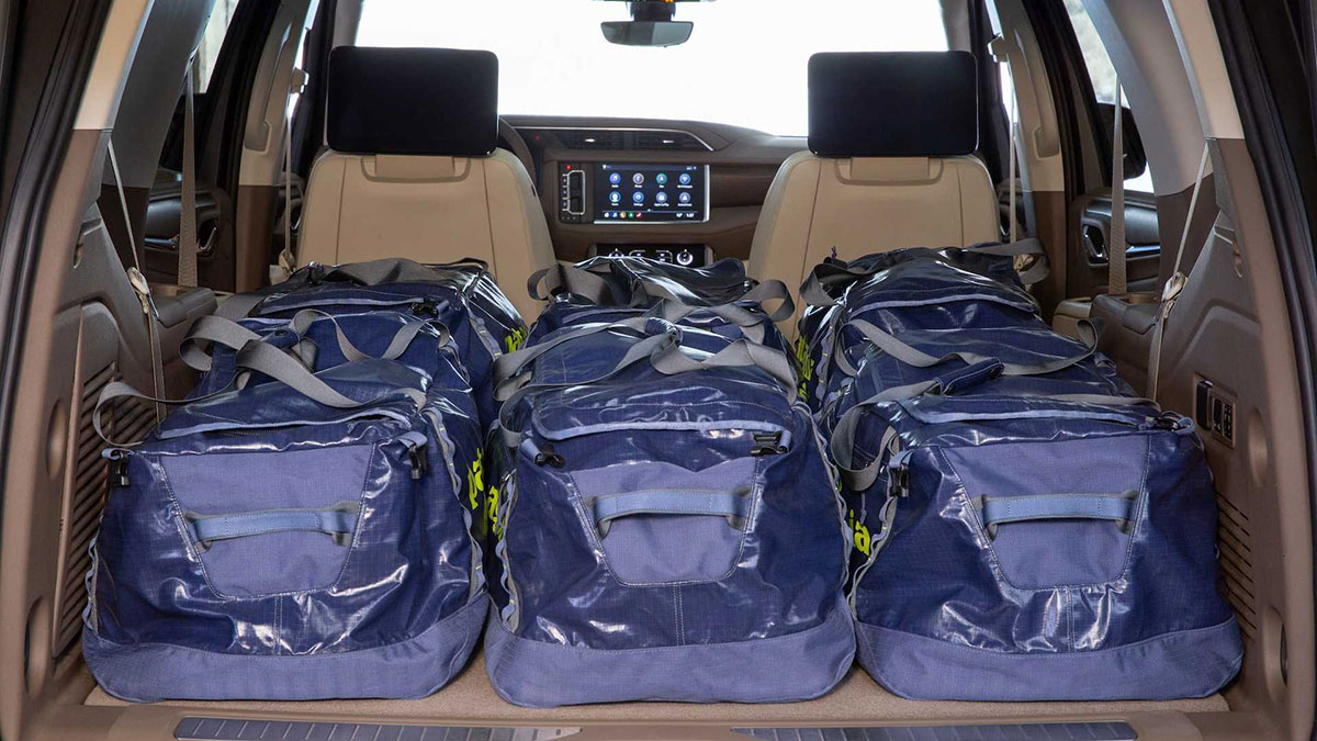 GMC Yukon багажник