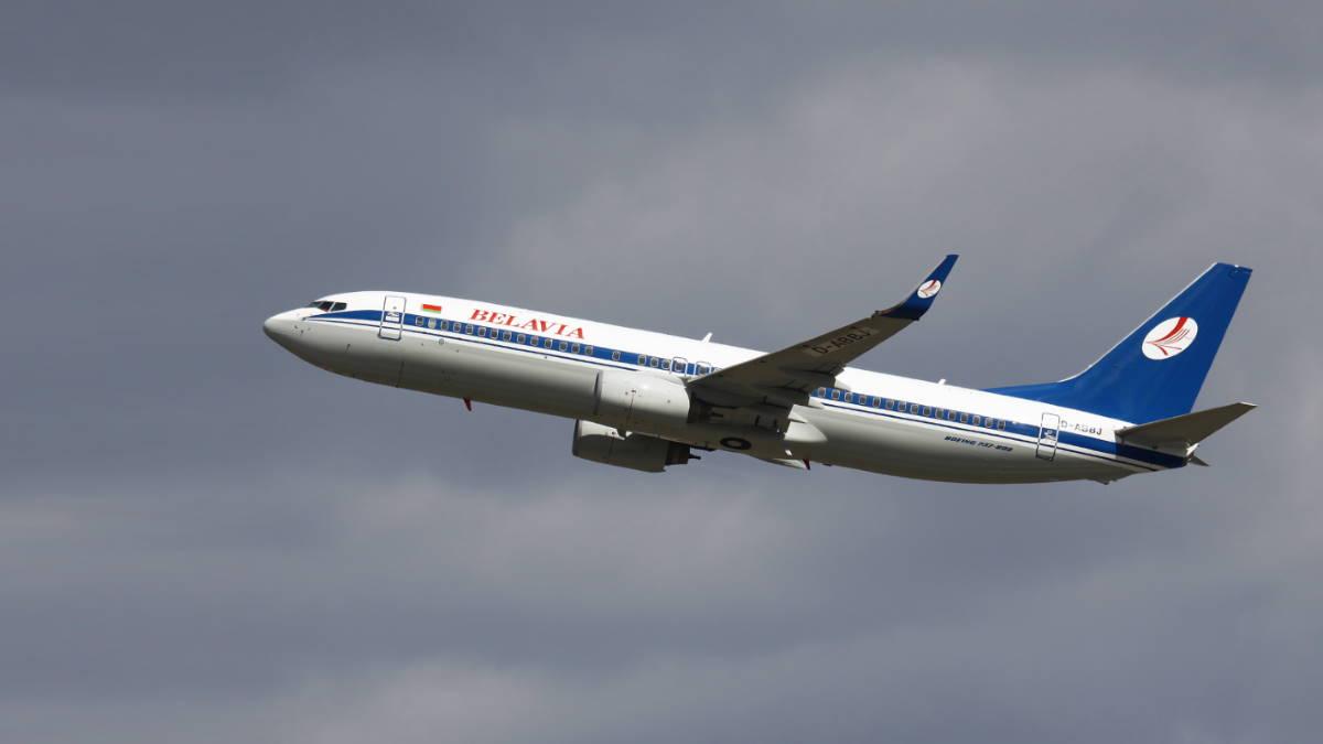 Самолёт Boeing 737-800