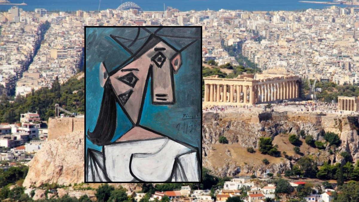 В Греции нашли украденные картины Пикассо и Пита Мондриана