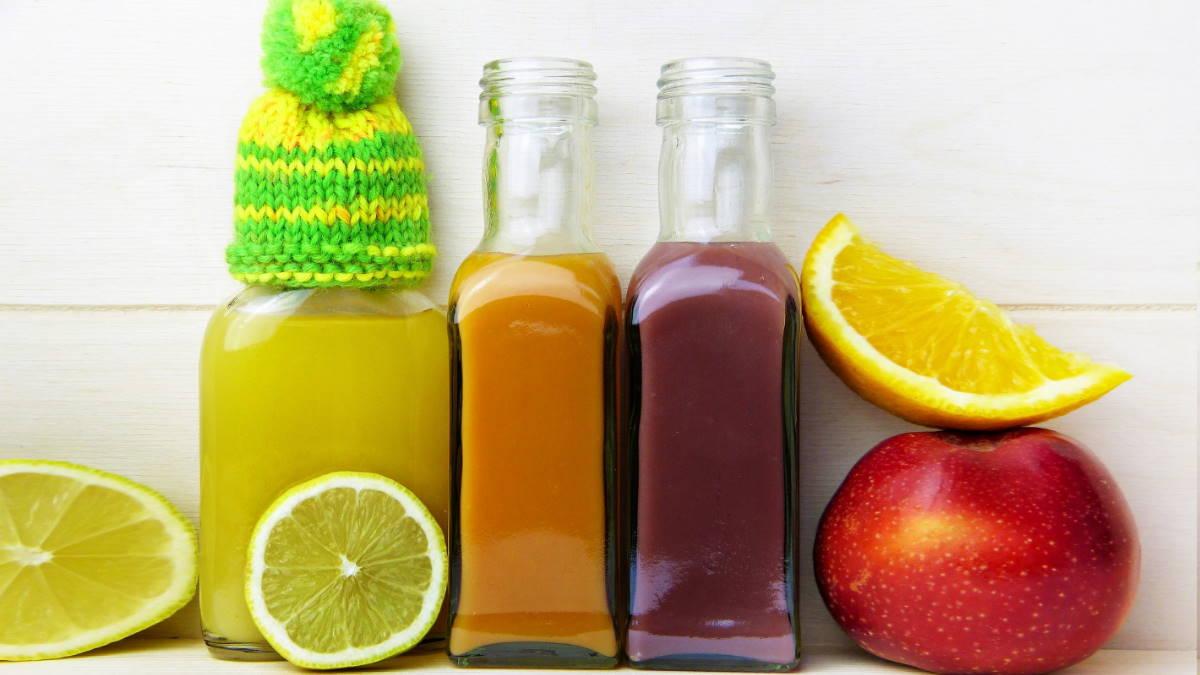 овощные фруктовые соки