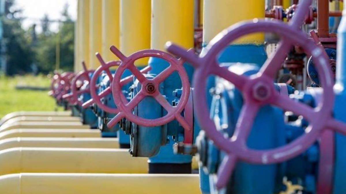 ГТС транзит газа через Украину