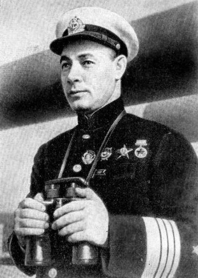 Нарком ВМФ СССР Николай Герасимович Кузнецов