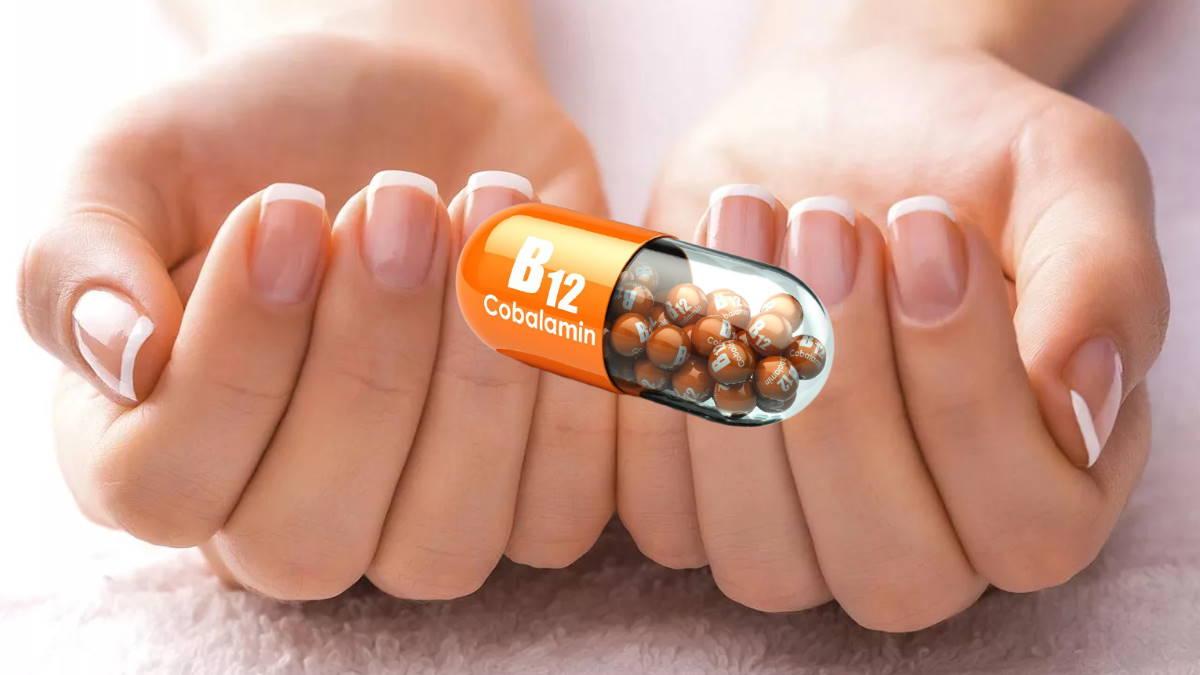 ногти и витамин B12