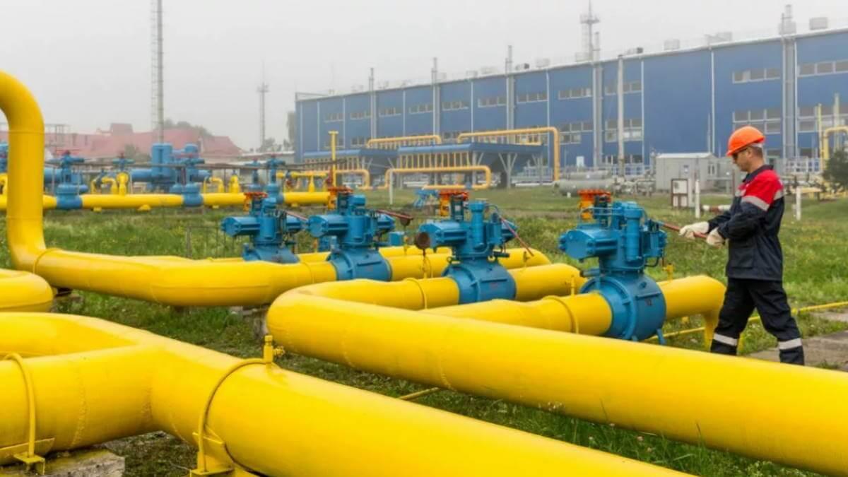Нафтогаз транзит газа через Украину