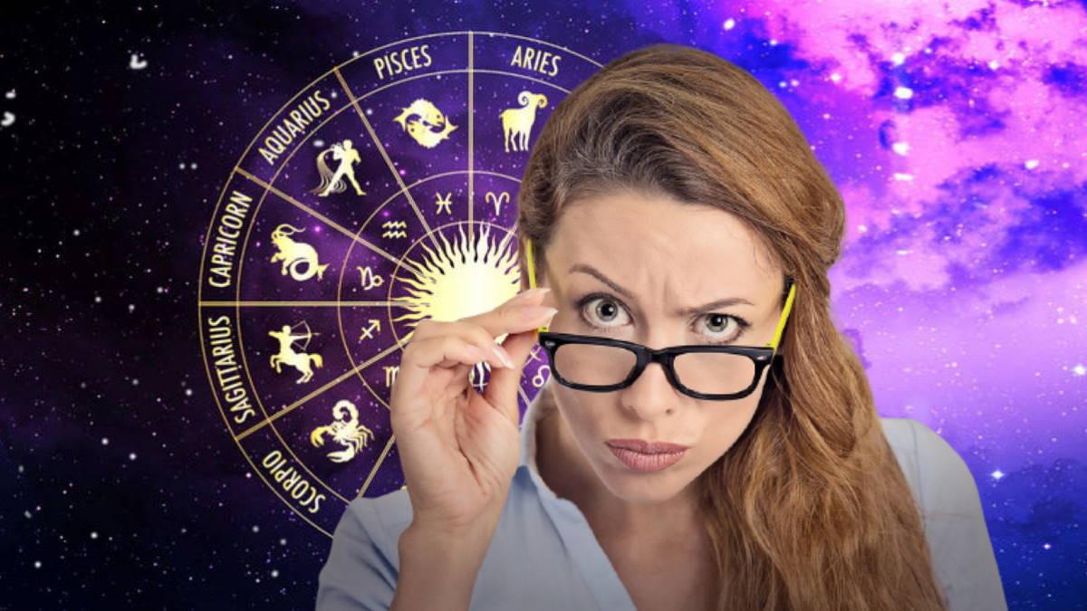 Гороскоп знаки зодиака пристальный взгляд