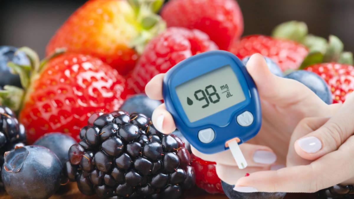 диабет и ягоды