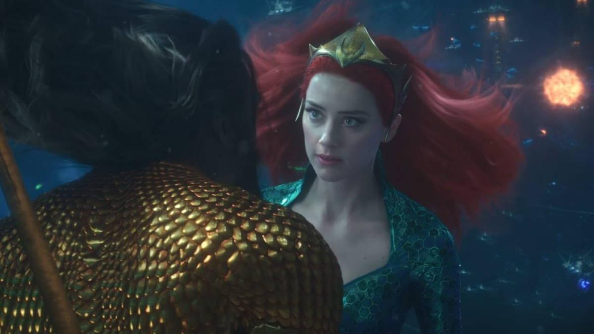 Кадр из фильма Аквамен