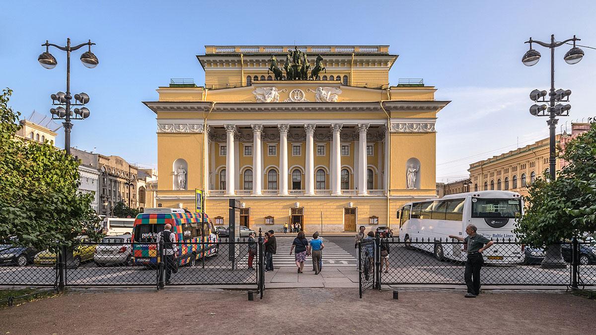 Национальный драматический театр России (Александринский театр)