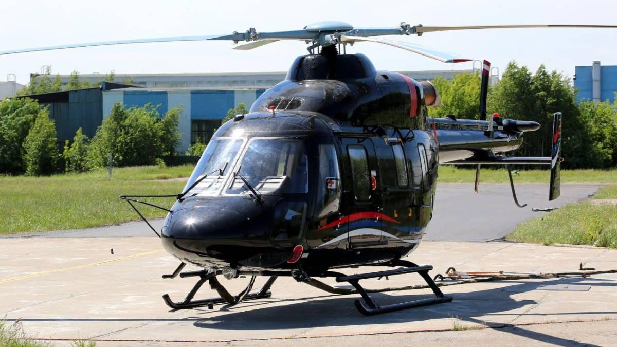Вертолёт Ансат