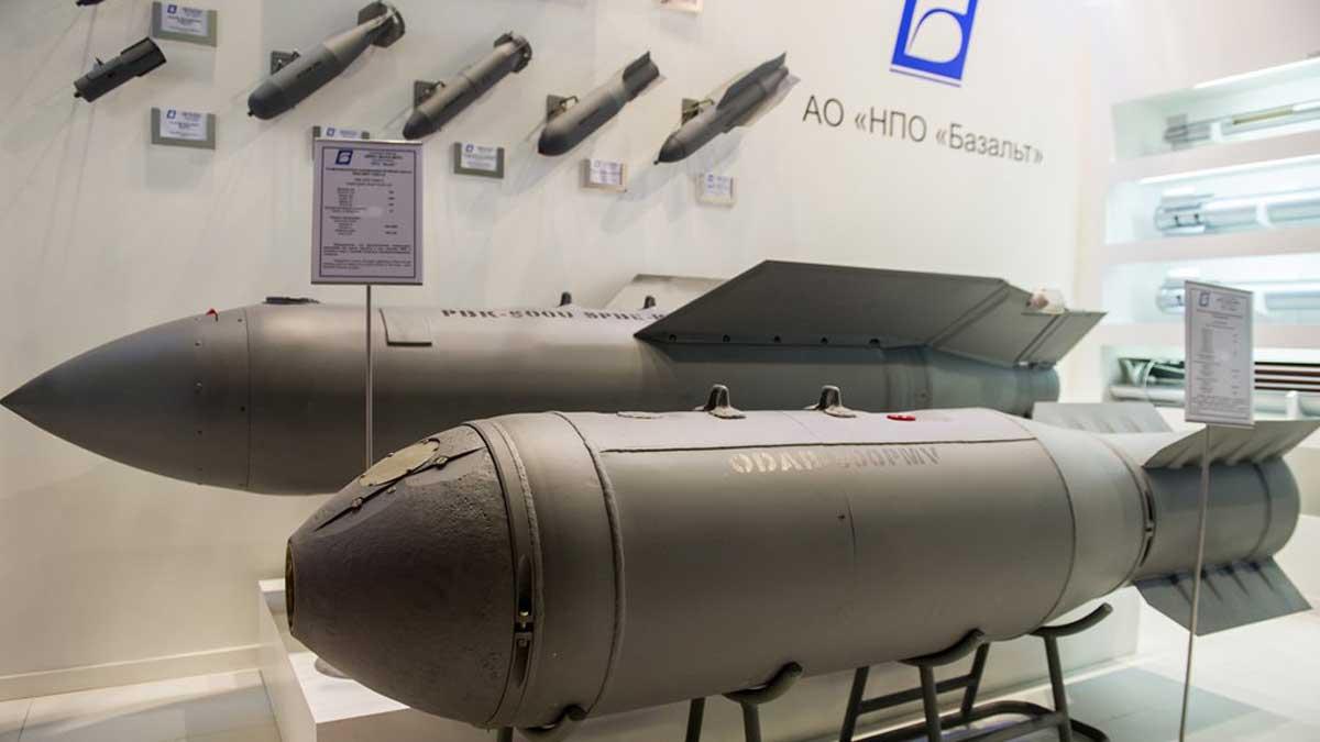 Авиационная бомба ПБК-500у дрель