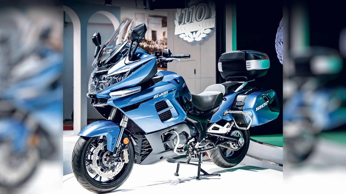 Мотоцикл Benelli 1200GT
